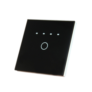 1gang 1way timer touch switch