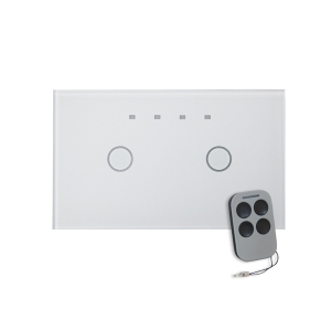 AU 1 gang 1 way timer remote touch switch