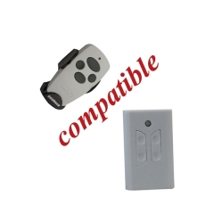 Doorhan compatible remote control
