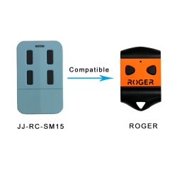 Roger Compatible Remote reviews